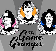 Game Grumps by Natalia Zamarripa