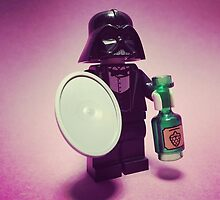 Darth Waiter by DannyboyH
