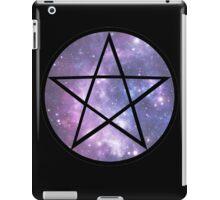 Pentagram Galaxy  iPad Case/Skin