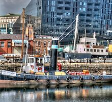 Liverpool - Old and New in Harmony by © Steve H Clark