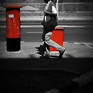 Passing red by iamelmana