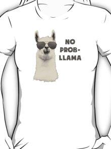 No Problem Llama T-Shirt