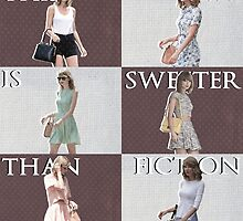 Sweeter Than Fiction by hayleyidk
