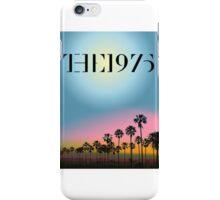 The 1975 palm trees logo design iPhone Case/Skin