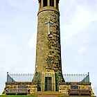 Crich Memorial Tower by Rod Johnson