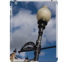 Welcome to Port Perry iPad Case/Skin