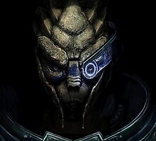 Garrus by Dragonz