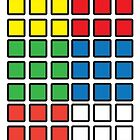 Rubik's by Dave Clements