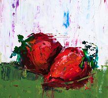 Strawberries in Heat by ebuchmann