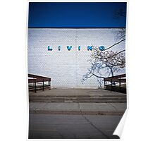 Better Living Centre Exhibition Place Toronto Canada Poster