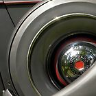 Spare Wheel on a 1938 Packard Super Eight  by cclaude