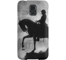 A Step Back in Time (Black & White Version) Samsung Galaxy Case/Skin