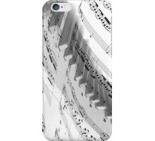 Piano Music iPhone Case/Skin