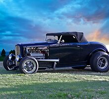 1932 Ford Hot Rod Roadster by DaveKoontz