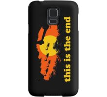 Apocalypse Now: This is the end Samsung Galaxy Case/Skin