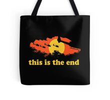 Apocalypse Now: This is the end Tote Bag