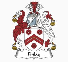 Finlay Coat of Arms / Finlay Family Crest by ScotlandForever