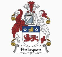 Finlayson Coat of Arms / Finlayson Family Crest by ScotlandForever