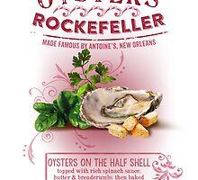 Oysters Rockefeller by midnightboheme