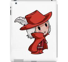 Final Fantasy Chibis - Red Mage! iPad Case/Skin