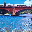 Gunthorpe Bridge, Nottinghamshire by eolai