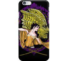 Madame Vastra and Jenny iPhone Case/Skin