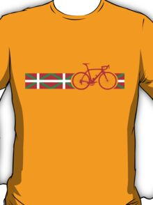 Bike Stripes Basque T-Shirt
