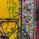 Stickerrific #amsterdam by Shane Rounce