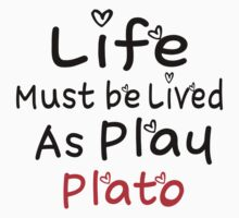 ╚»★Plato Motivational Quote Clothing & Stickers & Cases & Tote Bags & Home Decor & Stationary★«╝ Kids Clothes