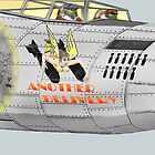 Nose Art - Another Delivery by Radwulf