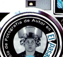 The Past- El pasado N°1 Sticker