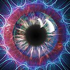 Tesla's Eye by christopher r peters