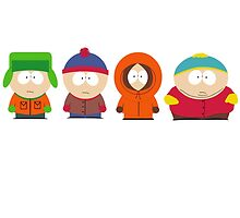 South park by Cookie money