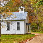 One Room Schoolhouse by Kenneth Keifer