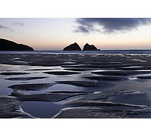 Holywell Bay, Cornwall, UK ~ Atlantic Coast Photographic Print