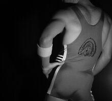 The Wrestler by SalAnthony