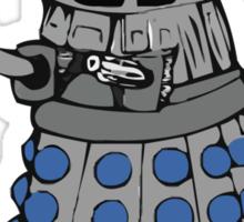 Doctor who dalek fez  Sticker