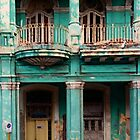 Doorway in Centro Habana by Yukondick