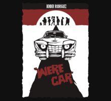 Were Car by Beardart