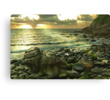 Porth Nanven 2, Cornwall, UK ~ Atlantic Coast Canvas Print