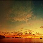 A glorious Carriacou sunset by globeboater