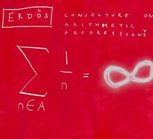 Conjecture On Arithmetic Progression With Paul Erdos by Oliver Sin