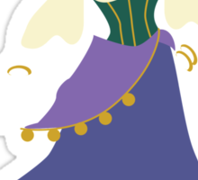 Disney - Esmeralda from The Hunchback of Notre-Dame Sticker