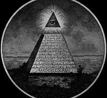 Eye of Providence  by Savageski