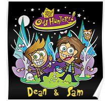 Odd Hunters Poster