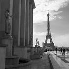 Eifell Tower from Palais de Chaillot by DavidMay