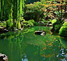 The Secret Garden by Scott Mitchell
