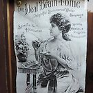 """""""The Ideal Brain Tonic"""" - Vintage Coca-Cola Advertisement by Marilyn Harris"""