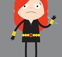 Natasha by striffle