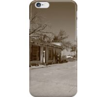 Route 66 - Bent Door Cafe iPhone Case/Skin